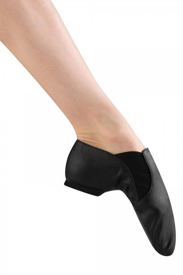 Bloch SO499L Elasta Bootie Jazz Shoe for Adults
