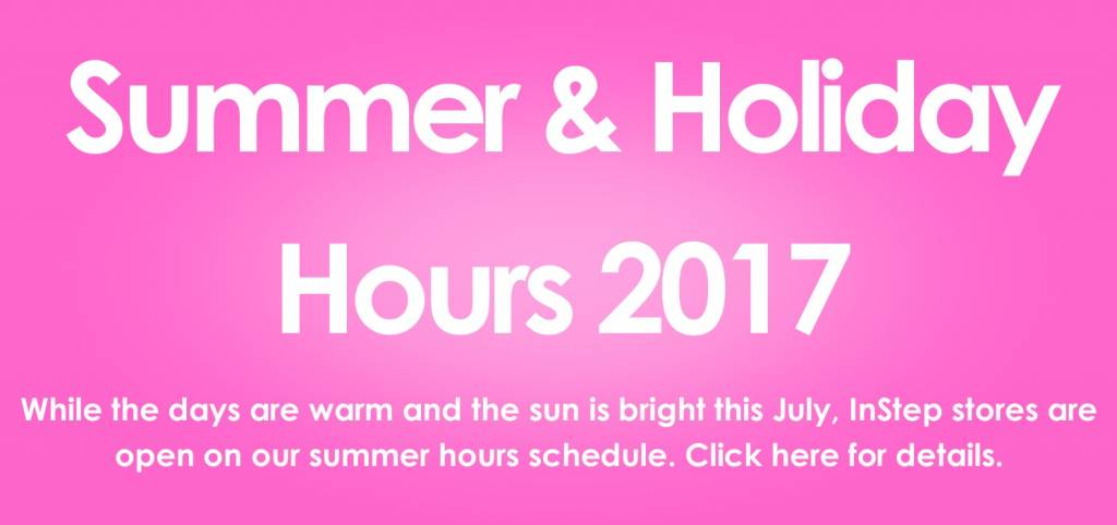 Summer & Holiday Hours 2017