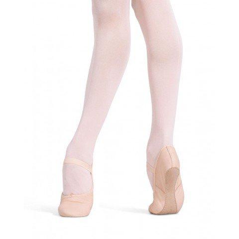 Capezio 207C Gracie Ballet Slipper for Children