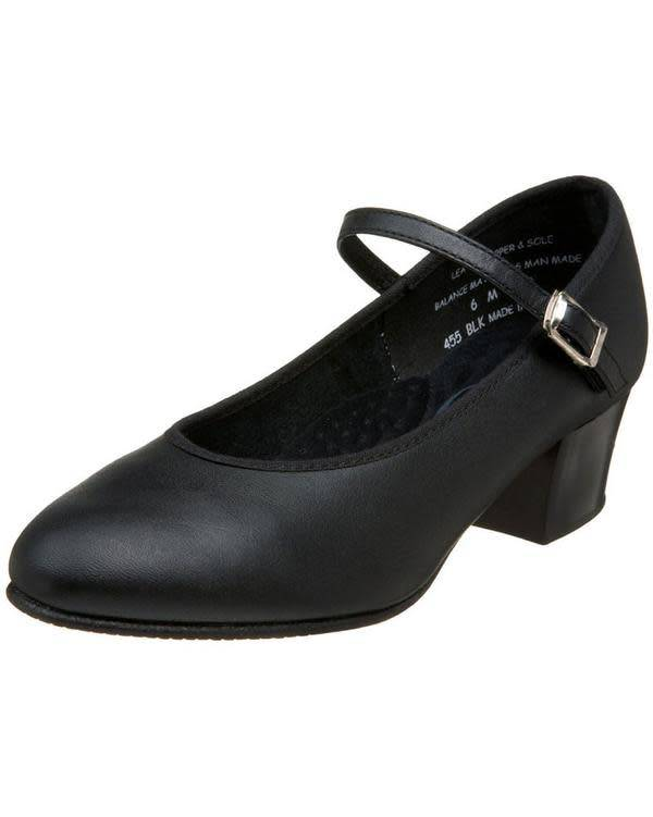 Capezio 455 Lilina Character Shoe for Adults