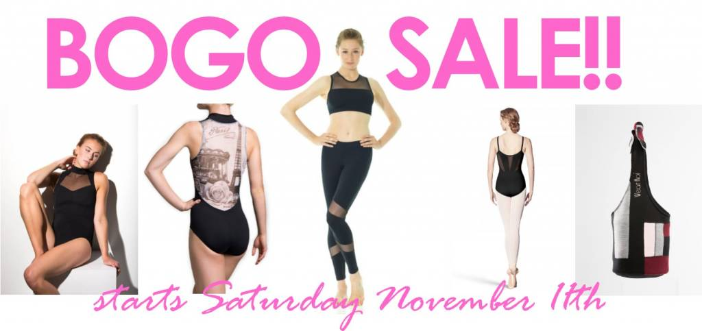 BOGO Sale! It's the most wonderful time of the year!