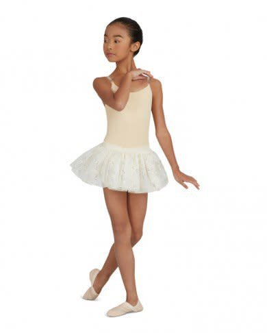 Capezio 3532C Nude Camisole Leotard for Children