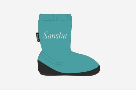 Sansha warm up booties