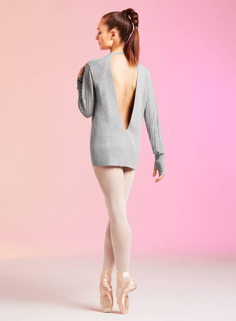 Bloch Z6989 Warm Sweater for Adults