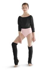 Bloch CZ6969 Crop Sweater for Girls