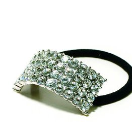 FH2 AZ0013 Crystal Ponytail Holder