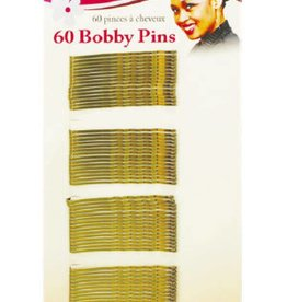 Magic Bobby Pins Gold Regular
