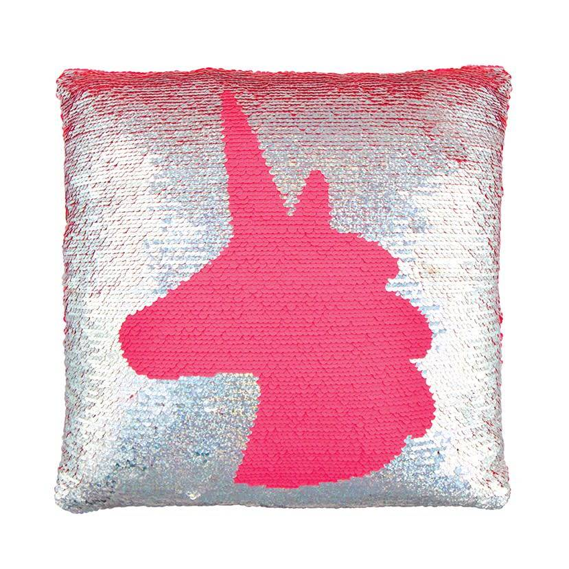 Fashion Angels Magic Sequin Unicorn Pillow