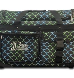 Dream Duffel Medium Mermaid Bag