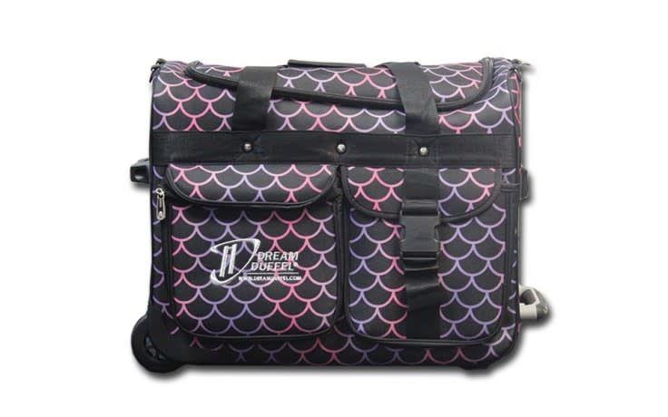 Dream Duffel Limited Edition Mermaid Pink Purple Small Bag