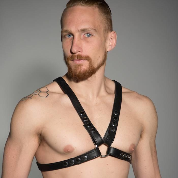 O-Ring Half Harness, 1-1/4