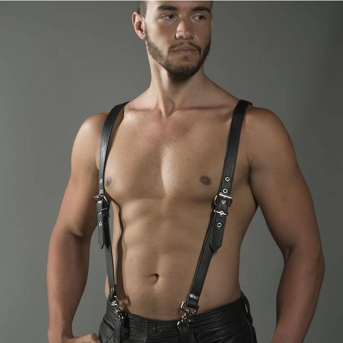 Halter Suspender