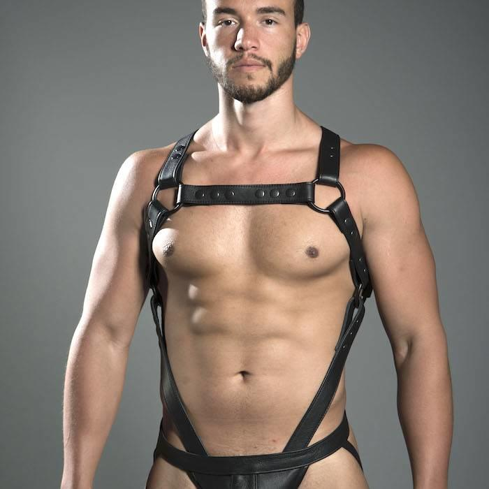 Full Body Holster Harness
