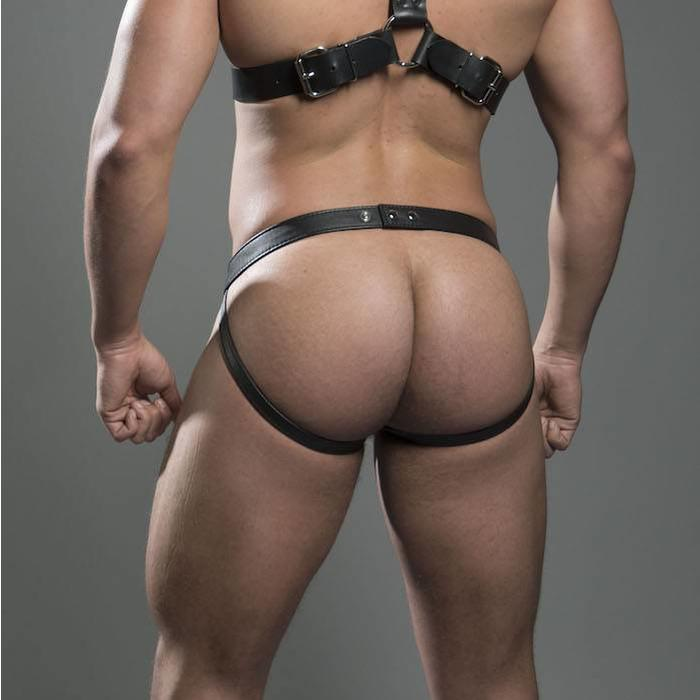 Jock, Deluxe, Black Zipper