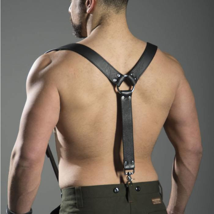 O-Ring Suspenders, 1-1/2