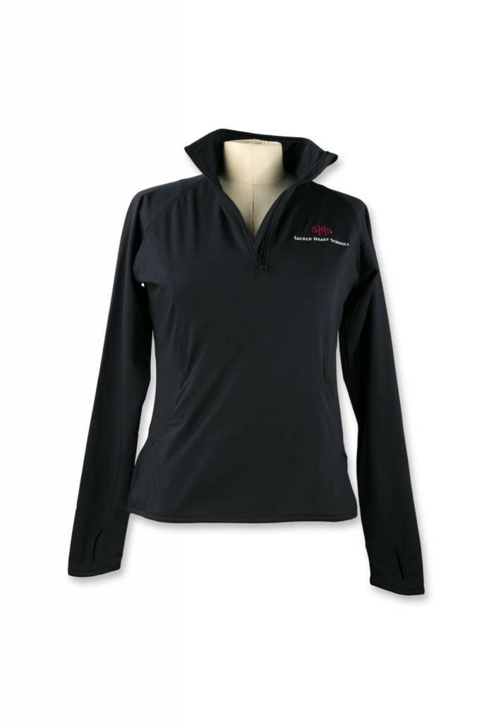 LM&P Women's 1/4 Zip Pullover