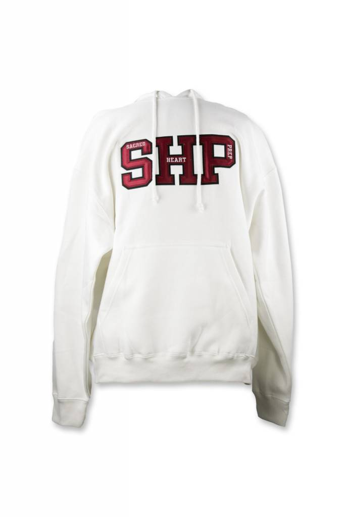 SHP Hoody White