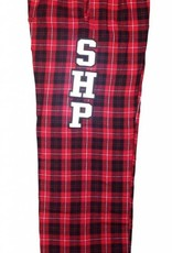 SHP Plaid PJ Pants Red/Black