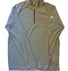 2017 PREP UA Mens 1/4 Zip -Black