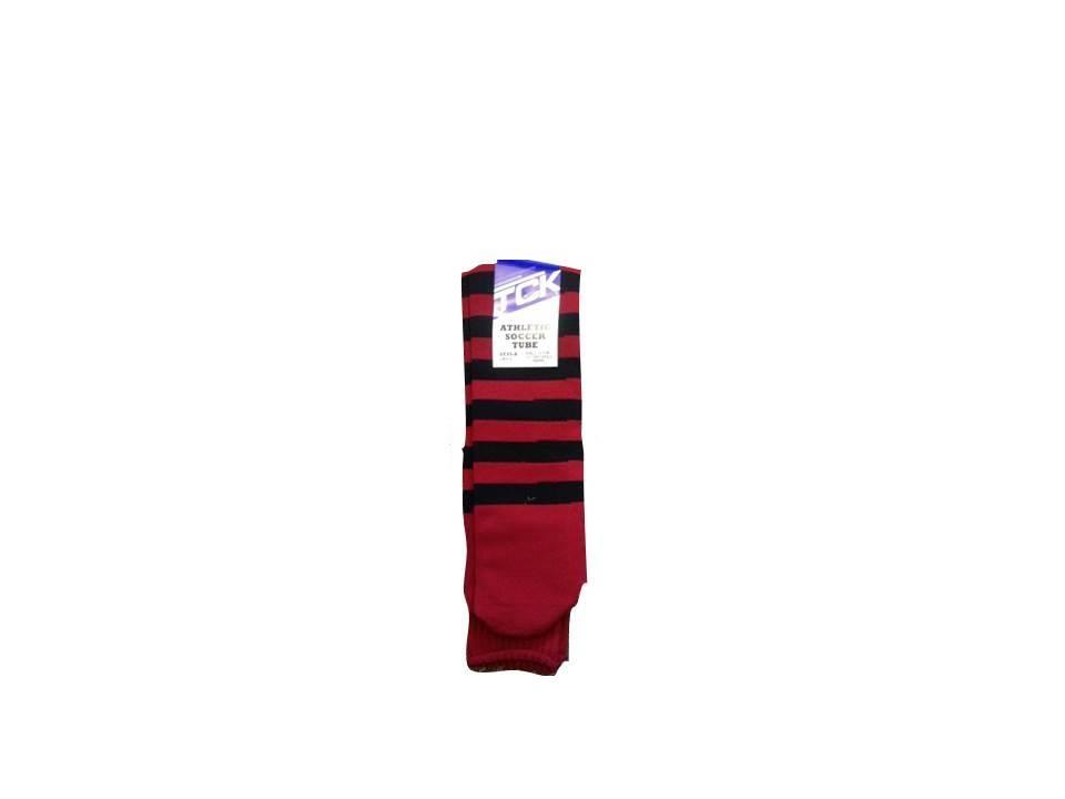 2017 Socks - Striped - Black