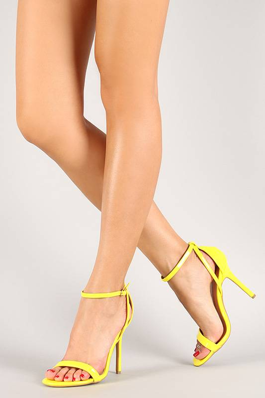 #GirlTalk - NEON YELLOW