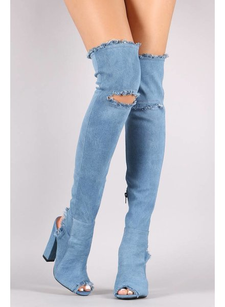 #DenimCrazed - Denim
