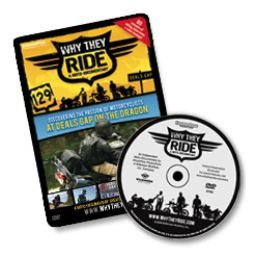 Why They Ride - The DVD       NEW PRICE!!!!