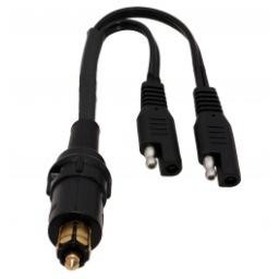 Powerlet Powerlet to Two SAEs Y-Cable