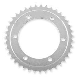 Parts Unlimited Steel Rear Sprocket for 90-03 KLR650 - 45 Tooth