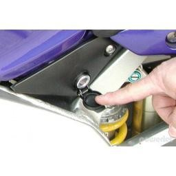 Powerlet Powerlet Yamaha R1 Side Panel Kit 1999-2003&lt;br&gt;<br /> &lt;b&gt;Closeout Price!&lt;/b&gt;