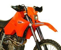 Aqualine fuel tank for KTM SXC 625 27L/7Gal Orange
