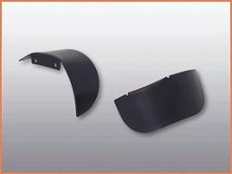 SuperBrace Stainless Steel Fork Protector Black