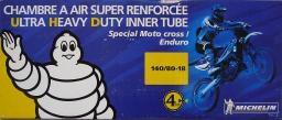 "Michelin 18"" Ultra Heavy Duty tube"