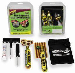 Genuine Innovations - Premium Tire and Tube Repair Kit