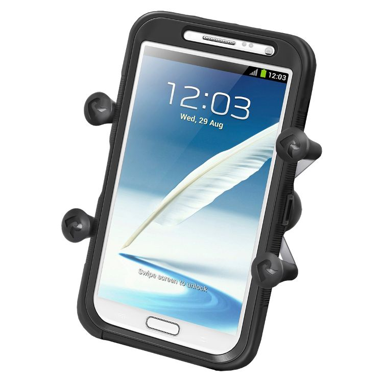 RAM Products RAM X-Grip Universal Device Holder, Large Phone/Phablet Size