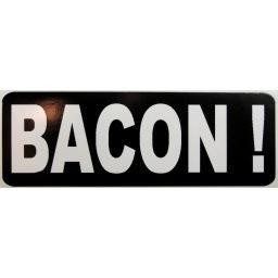 Bacon! Sticker