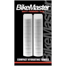 BikeMaster Compressed Towelettes