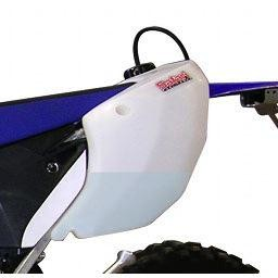 Aqualine 5L Side Panel Tankfor 2007-Later WR250/450 Blue