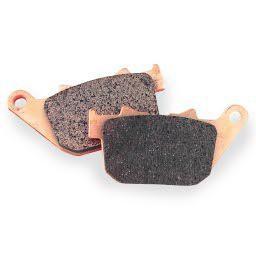 EBC Double-H Brake Pads for 05-08 CBR600RR, 06-08 CBR1000RR