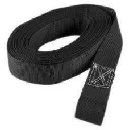 MSR 15' Tow Strap with Pouch