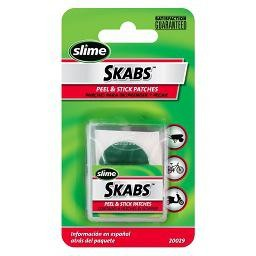 Slime Skabs Peel & Stick Tube Patches