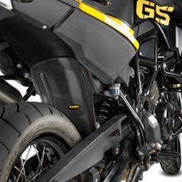 Maier Rear Splash Guard for F800GS