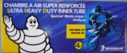 "Michelin 21"" Ultra Heavy Duty tube"