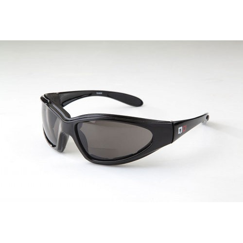 Anderson Optics Tampa Cheater Glasses, Smoke, 2.0
