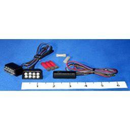 Hyper-Lite 8LED Amber Turn Lights