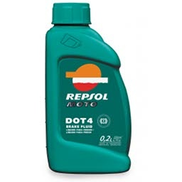 Repsol DOT4 Brake Fluid, 500ML