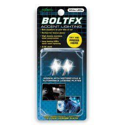 Bolt-FX White LEDs