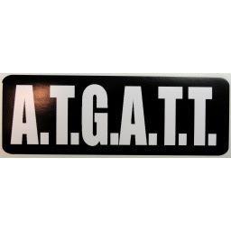 A.T.G.A.T.T. Sticker
