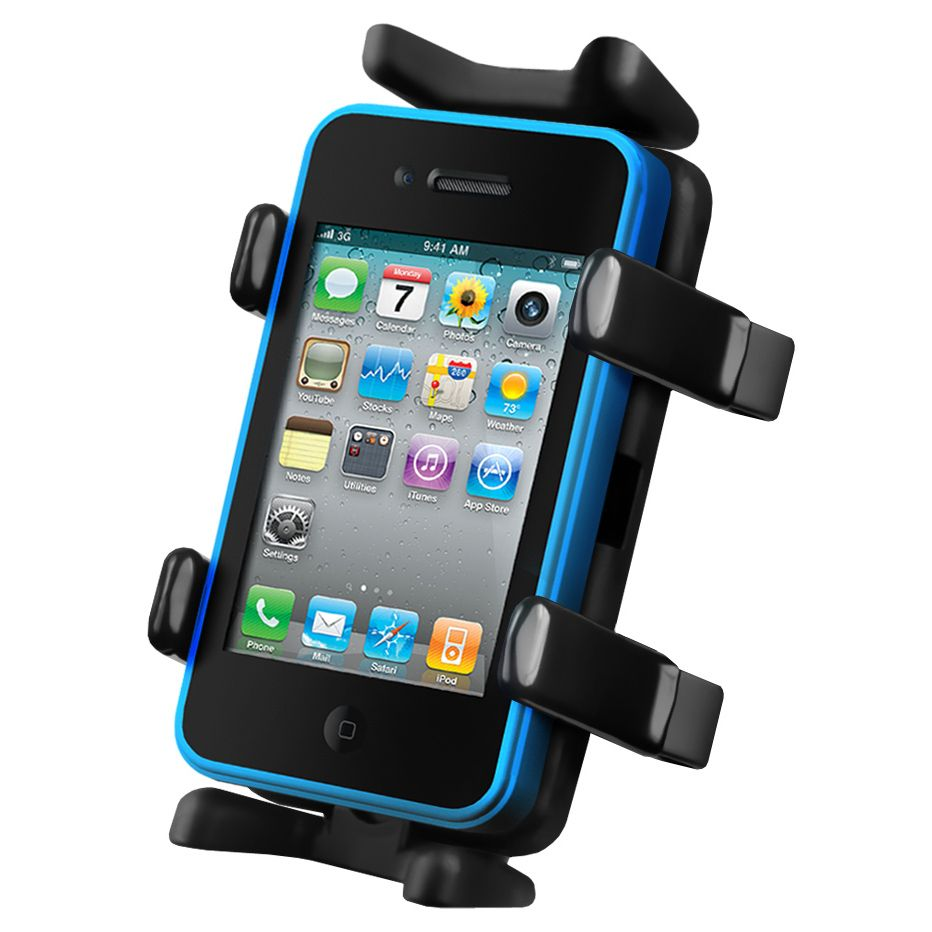 RAM Products RAM Universal Finger-Grip Phone/Radio Holder