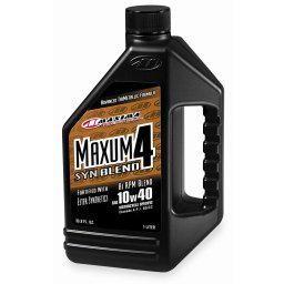 Maxima Maxum 4 50% Synthetic Blend 10W40 1L